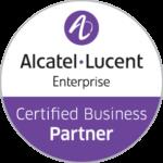 Logo Alcatel Lucent Certified Business Partner